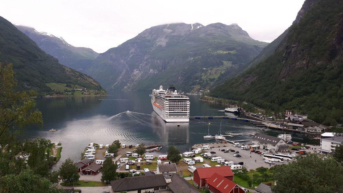 Crociera sui fiordi norvegesi con MSC Preziosa