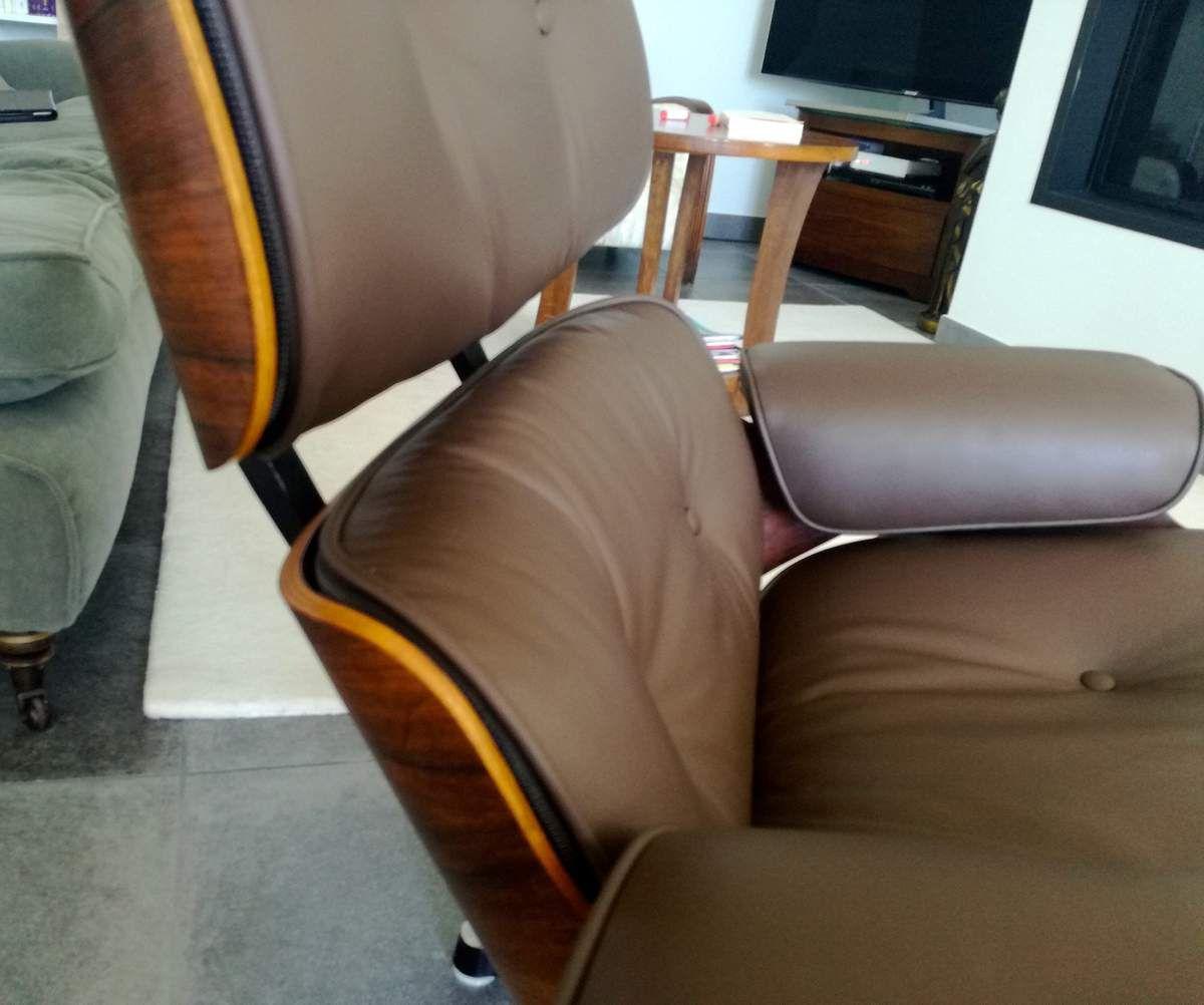 Réparation fauteuil Eames Atelier hafner