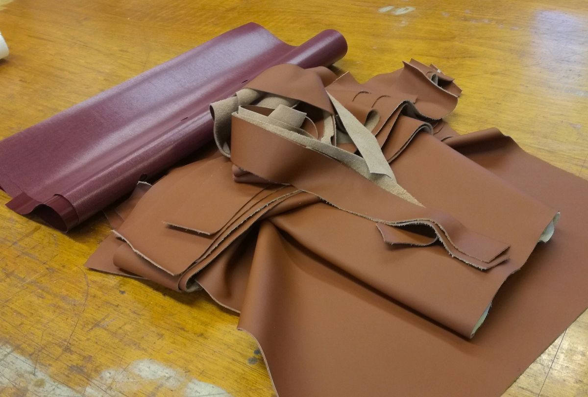 Réfection Soft Pad cuir - Atelier Hafner