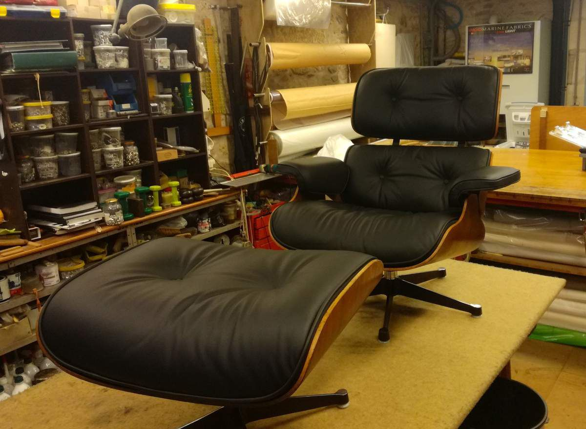 Lounge Eames Atelier hafner