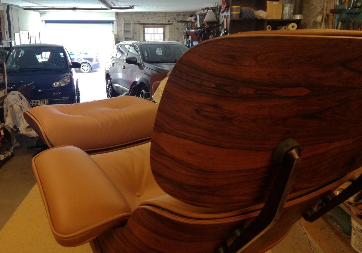 Spécialiste restauration Eames