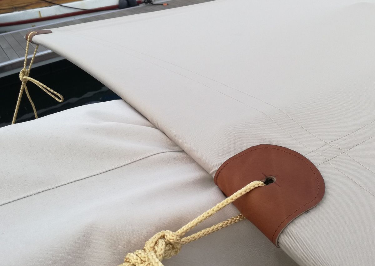 Viola - Taud de soleil en toile 100 % polyester très légére, très souple et robuste.