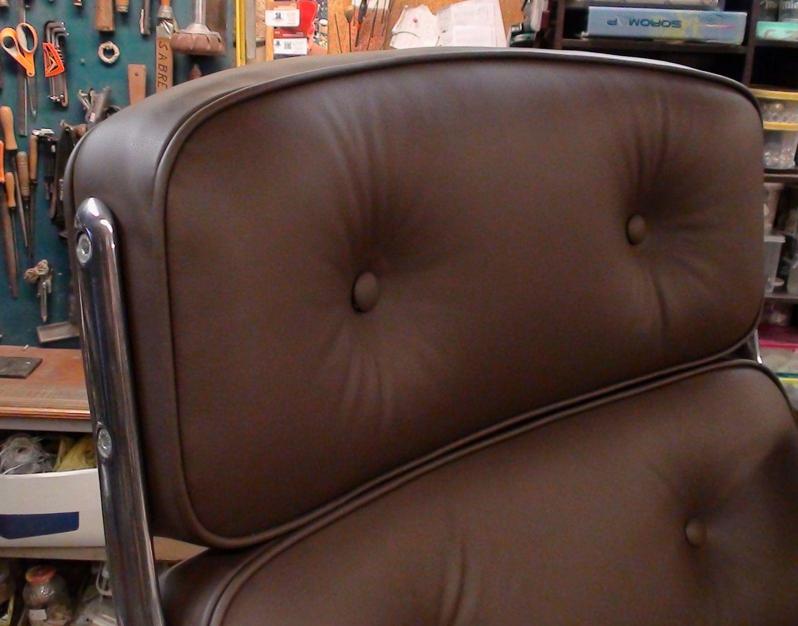 Réfection fauteuil Lobby