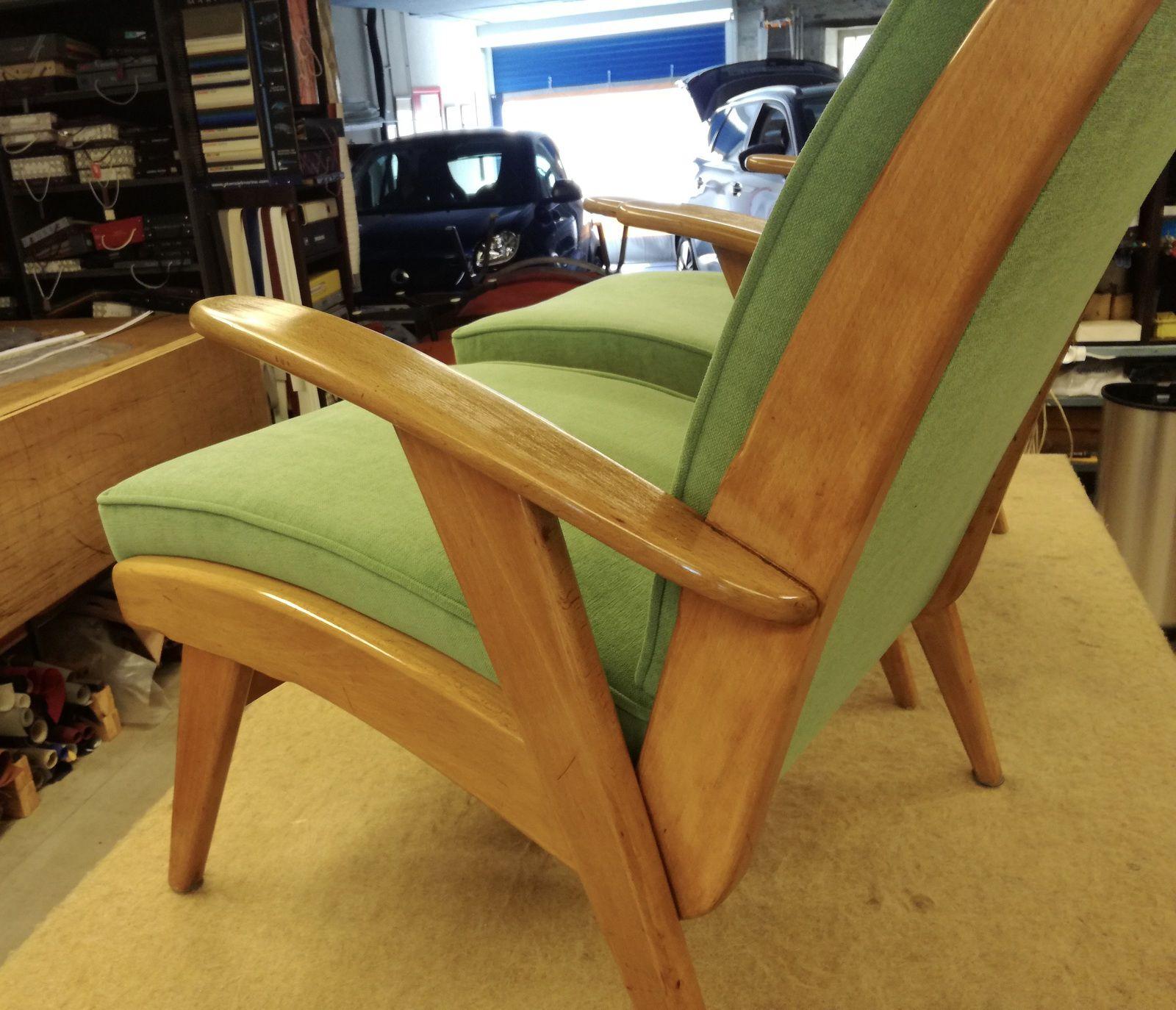 Artisan tapissier rénove vos fauteuils - Fouras