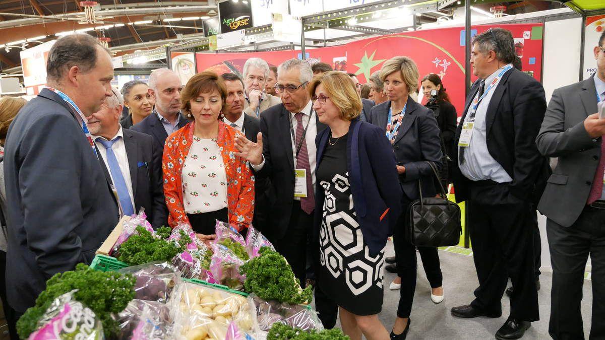 Perpignan accueille le « medFel », LE rendez-vous d'affaires international de la filière fruits et légumes en France !