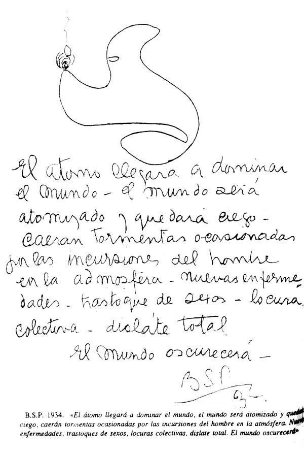 Benjamín Solari Parravicini y el Fenómeno de los Chemtrails