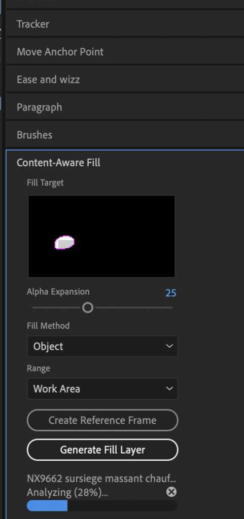 Enfin un outil tampon sur After Effects :) [AE]