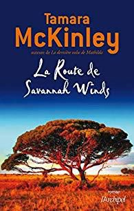 La route de Savannah Winds, de McKinley, Tamara
