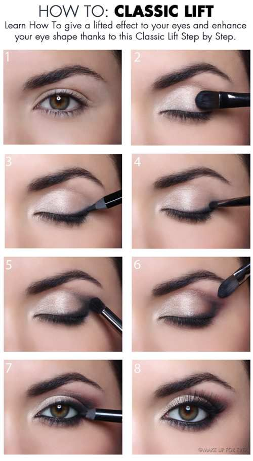 How to Apply Nude Makeup
