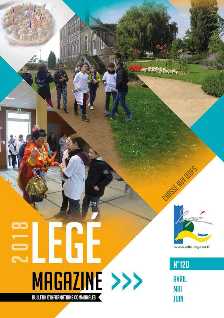 Bulletin municipal de Legé