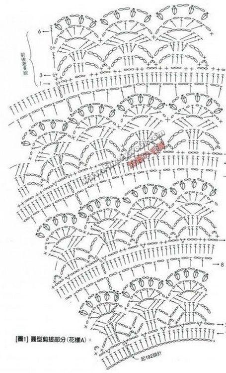 Tunique aux fleurs de lis (partie supérieure)