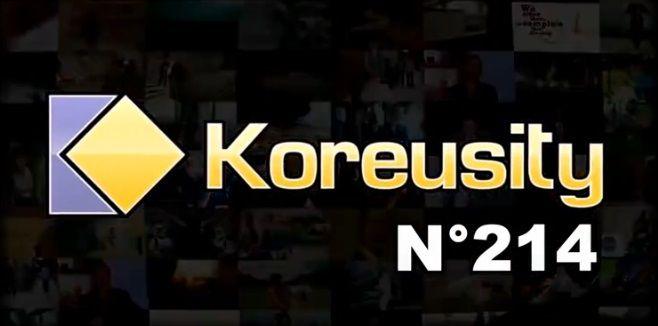 Compilation Koreusity n°214