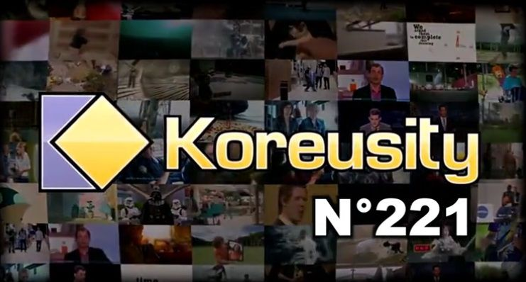 Compilation Koreusity n°221