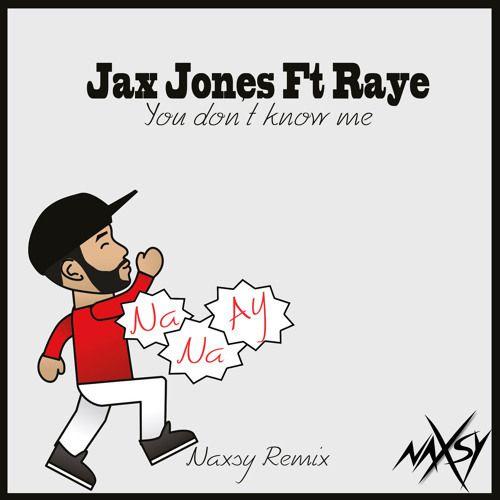 Jax Jones Ft. Raye - You Don't Know Me (Naxsy Remix)