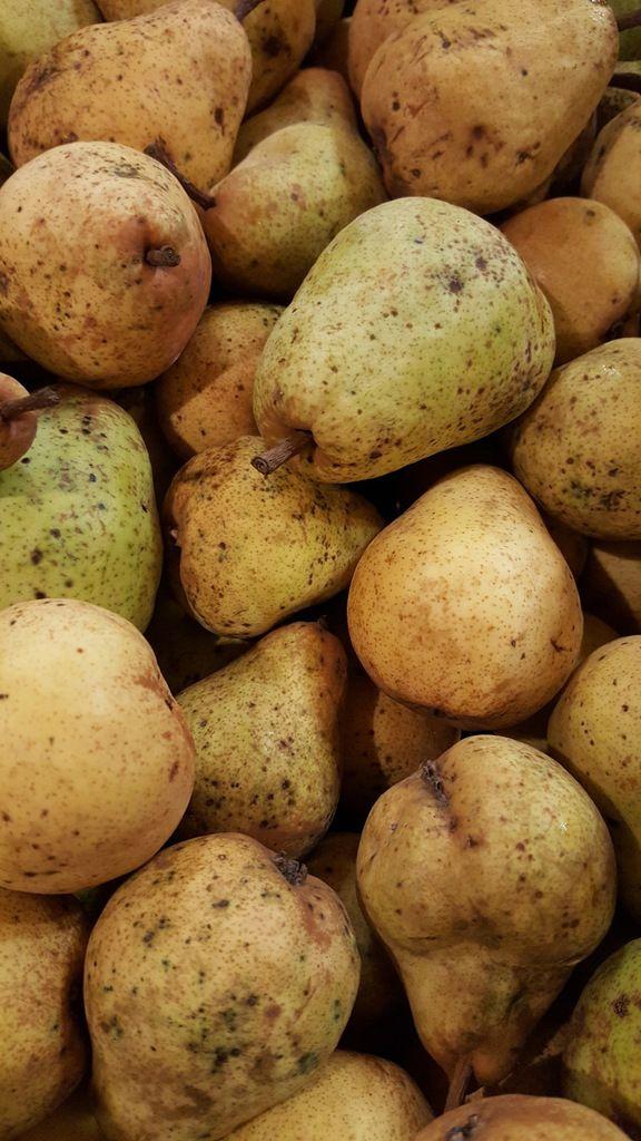 Condiment confiture de poires PASSE-CRASSANE