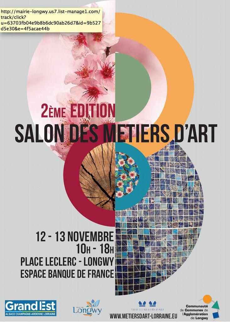 2e Salon des métiers d'art de Longwy