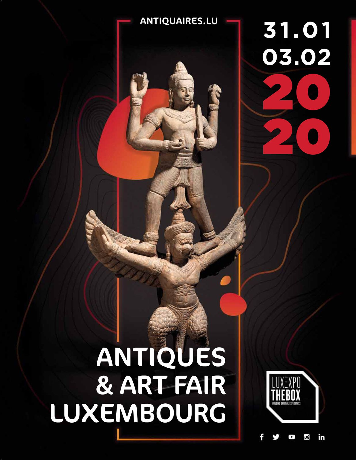 Antiques & Art Fair Luxembourg 2020