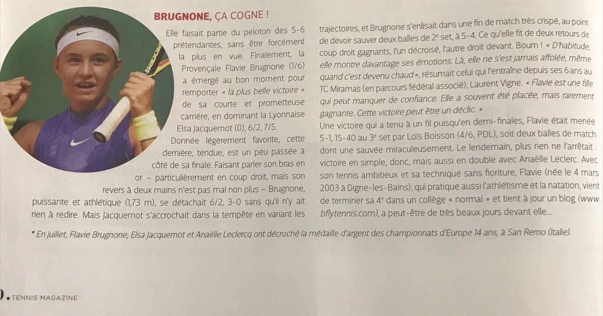 Tennis Magazine Spécial Wimbledon - juillet 2017
