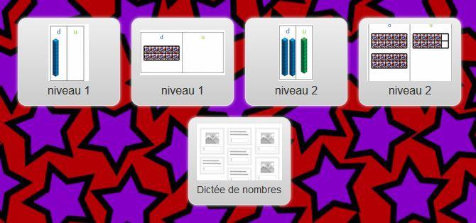 Exercices Interactifs Maths Gs Cp Un An D Ecole