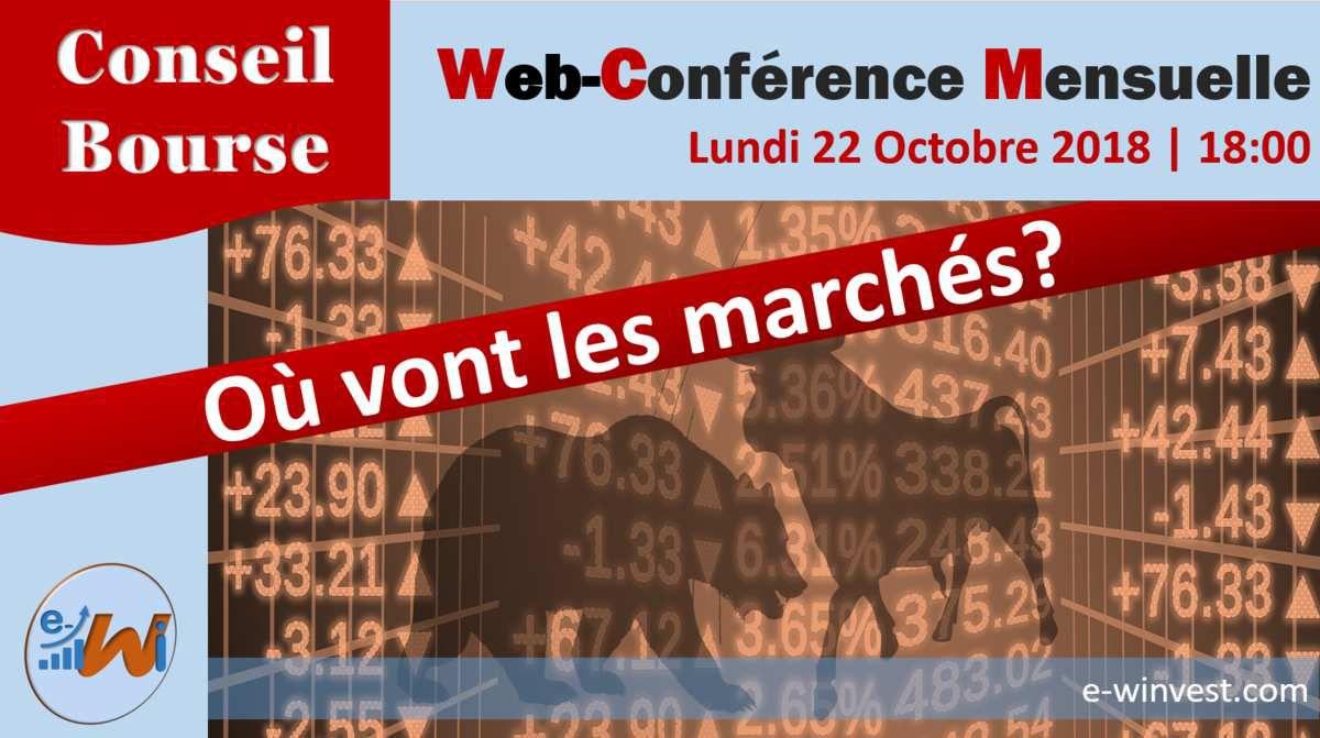 Conférence gratuite ce soir à 18:00