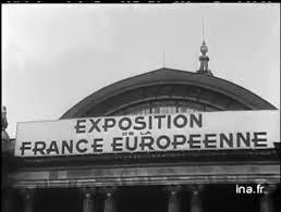 Texte sur l'Europe de la Défense.
