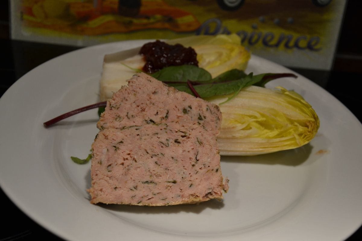TERRINE MAISON WEIGHT WATCHERS EN BOCAUX