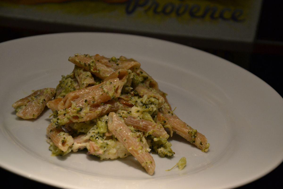 One pot pasta brocolis jambon de volaille (Cookeo)