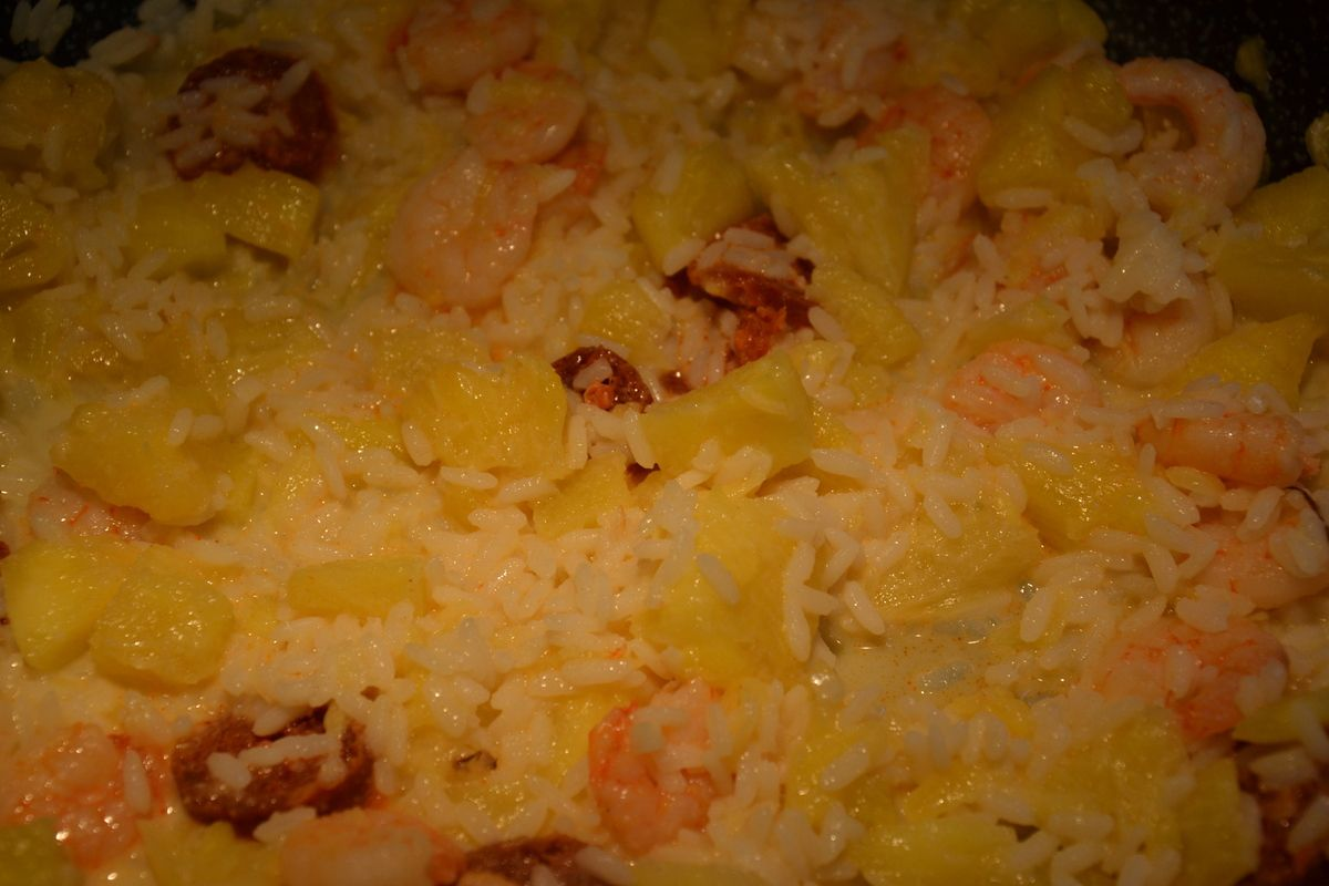 SALADE JAMBALAYA WEIGHT WATCHERS
