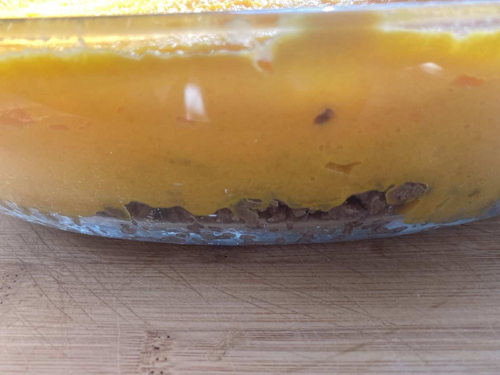 Hachis parmentier à la carotte  8  💚 💙 7 💜 Weight Watchers, avec ou sans Thermomix