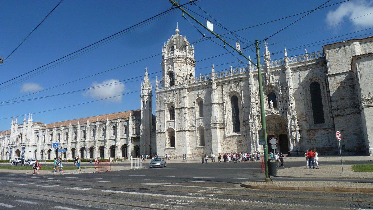 Monastère des Hiéronymites,