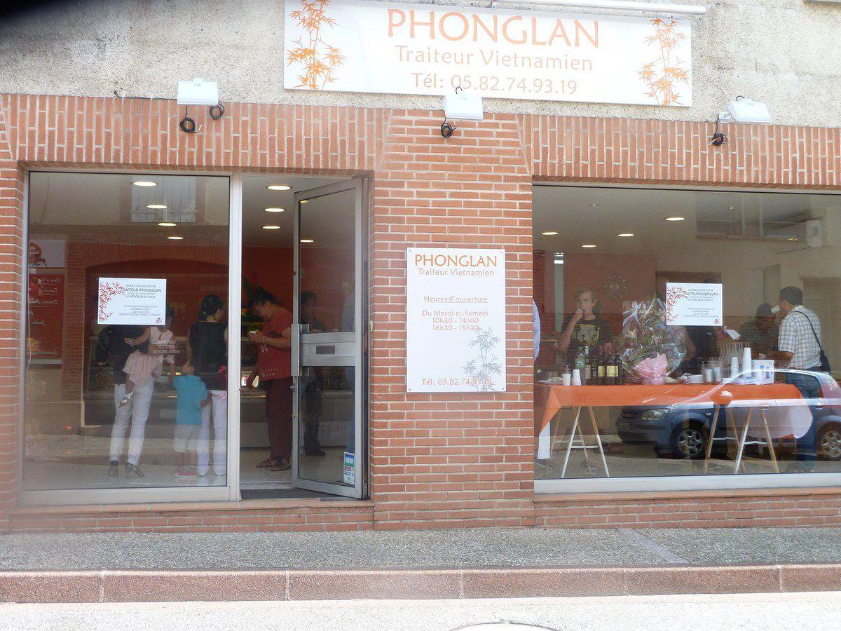PHONGLAN - CASTELNAU D'ESTRETEFONDS