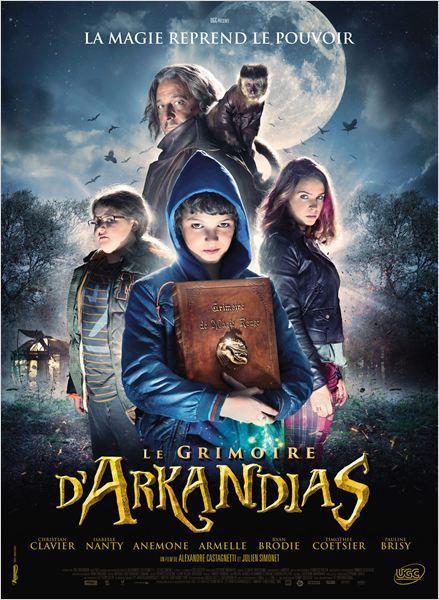 FILM A VOIR EN FAMILLE : LE GRIMOIRE D'ARKANDIAS