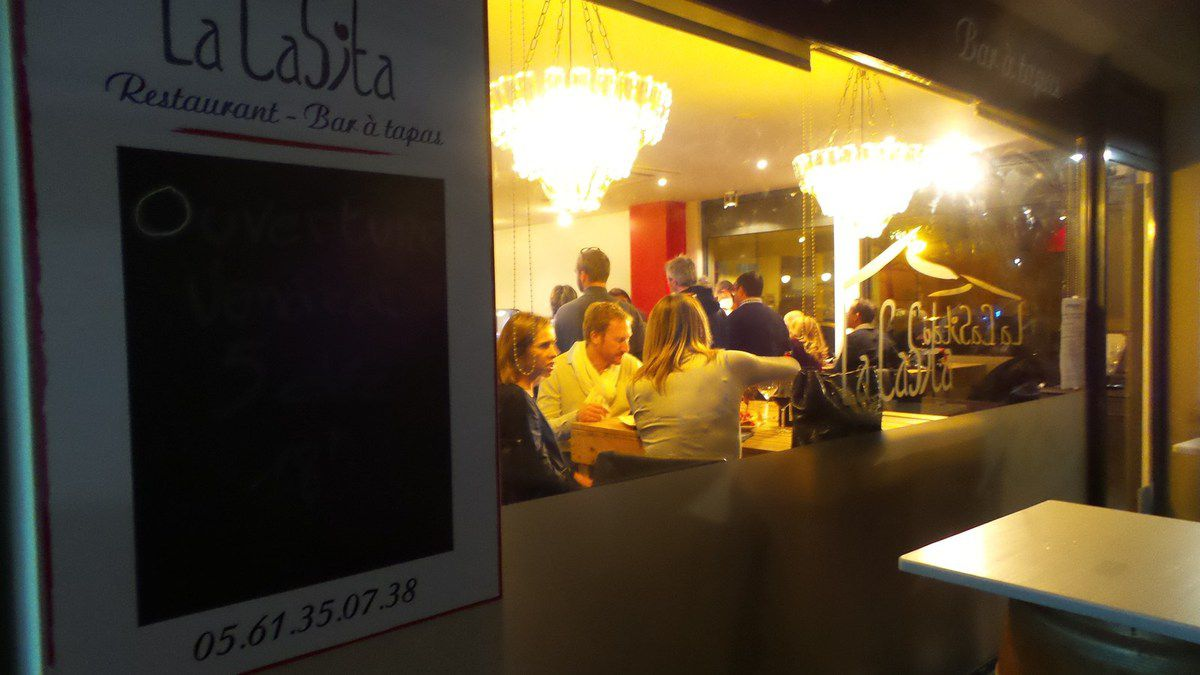 CASTELNAU D'ESTRETEFONDS : RESTAURANT LA CASITA