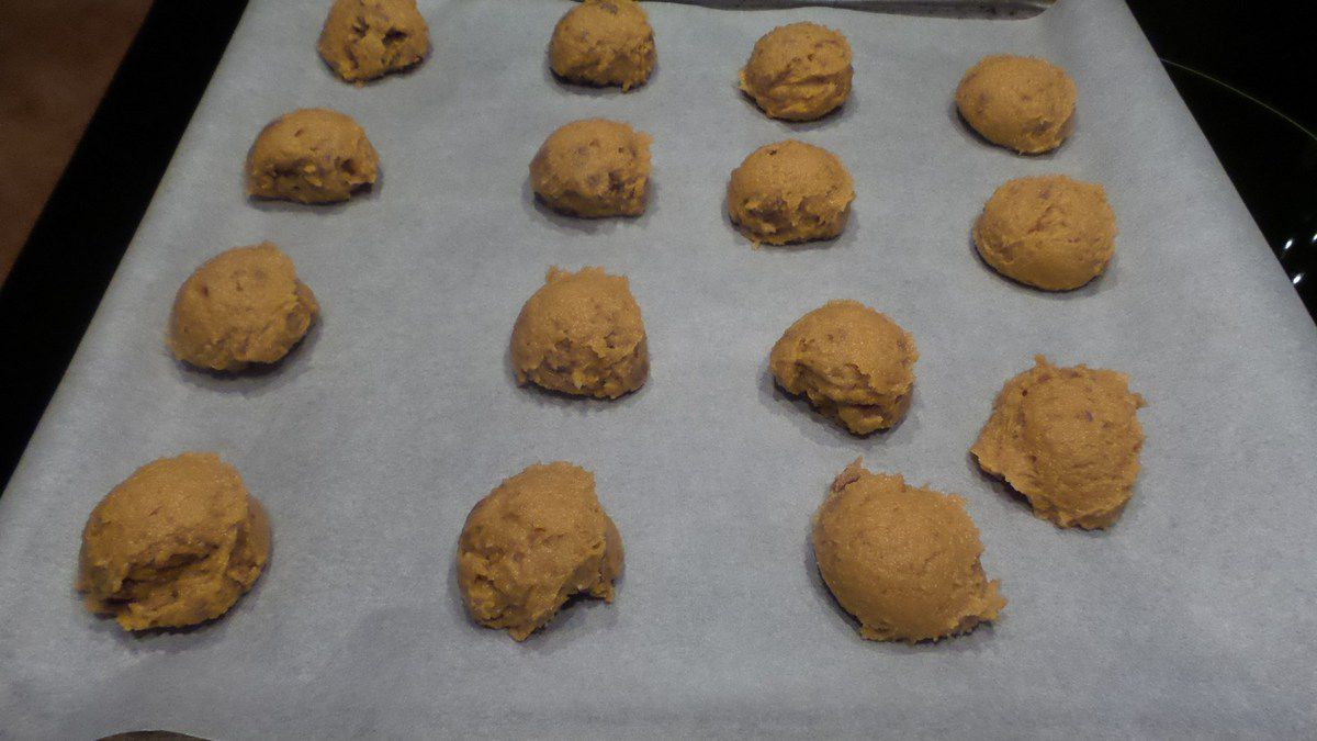 BISCUITS A LA PRALINOISE
