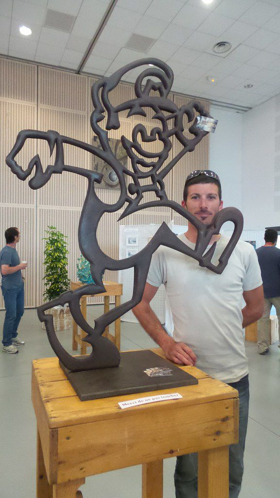 CASTELNAU D'ESTRETEFONDS : PRINTEMPS DES ARTS 2015
