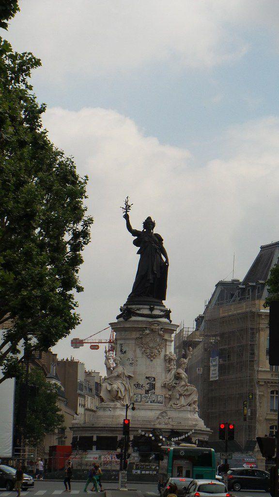 UNE JOURNEE A PARIS AVEC MON NEVEU THOMAS