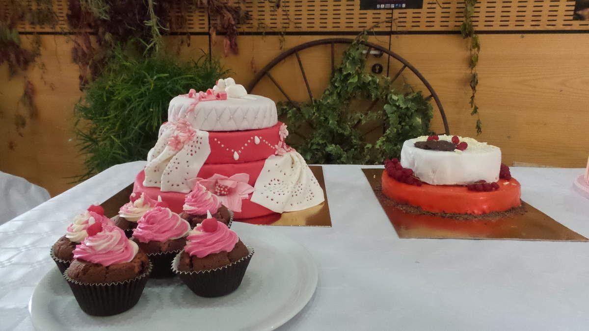 CONCOURS CAKE DESIGN AU SALON PATISSERIE & CHOCOLAT DE MOISSAC