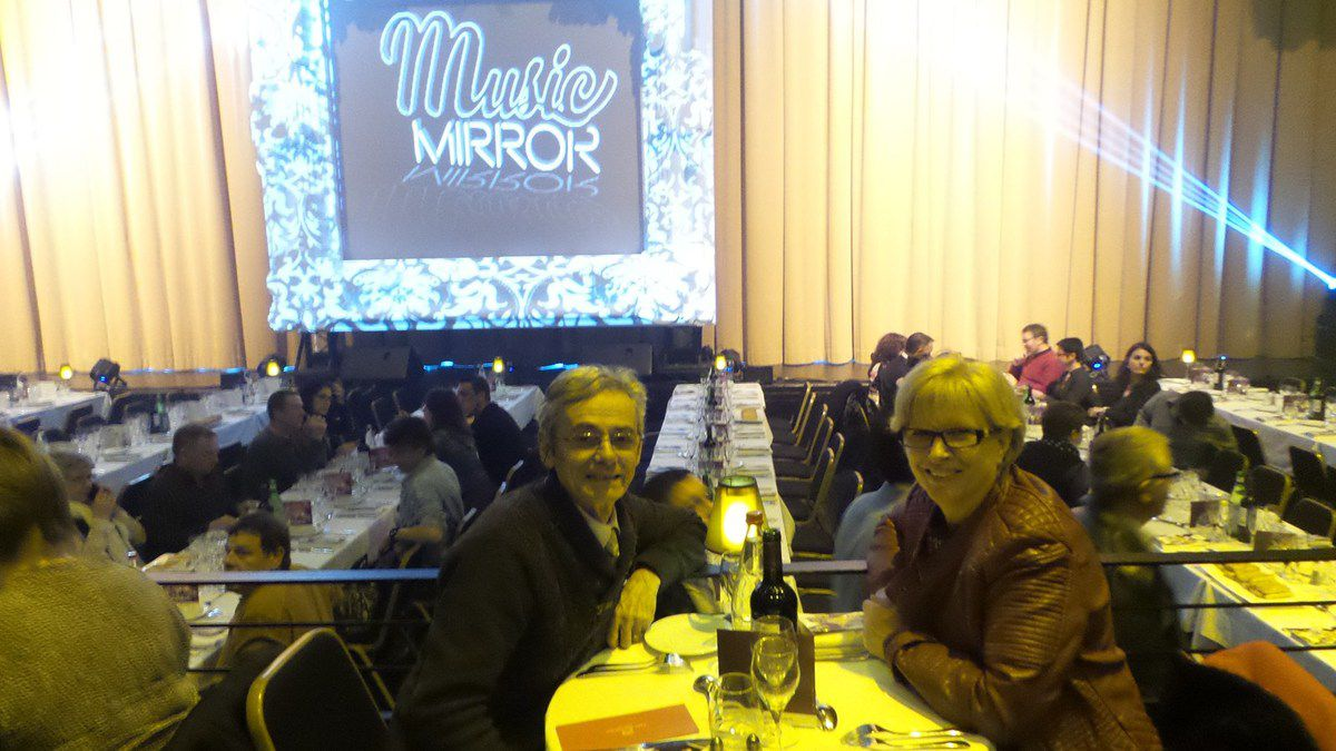 CASINO THEATRE BARRIERE : SPECTACLE MUSIC MIRROR