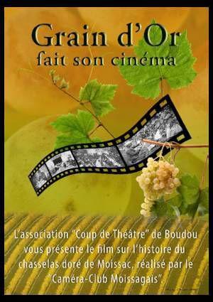 PROJECTION DU FILM - GRAIN D'OR FAIT SON CINEMA -