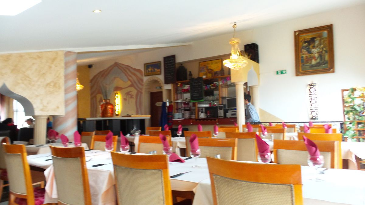 RESTAURANT : LA ROSE DES SABLES - CHEZ TAYED - A SAINT ALBAN 31