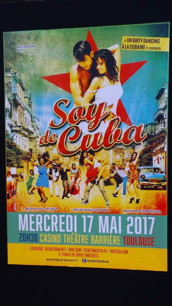 HOLA CUBA A LA FOIRE INTERNATIONALE DE TOULOUSE JUSQU'AU 24 AVRIL 2017