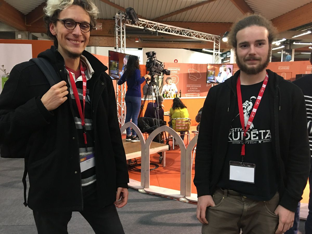 VISITE  DU SALON RÉGAL A TOULOUSE