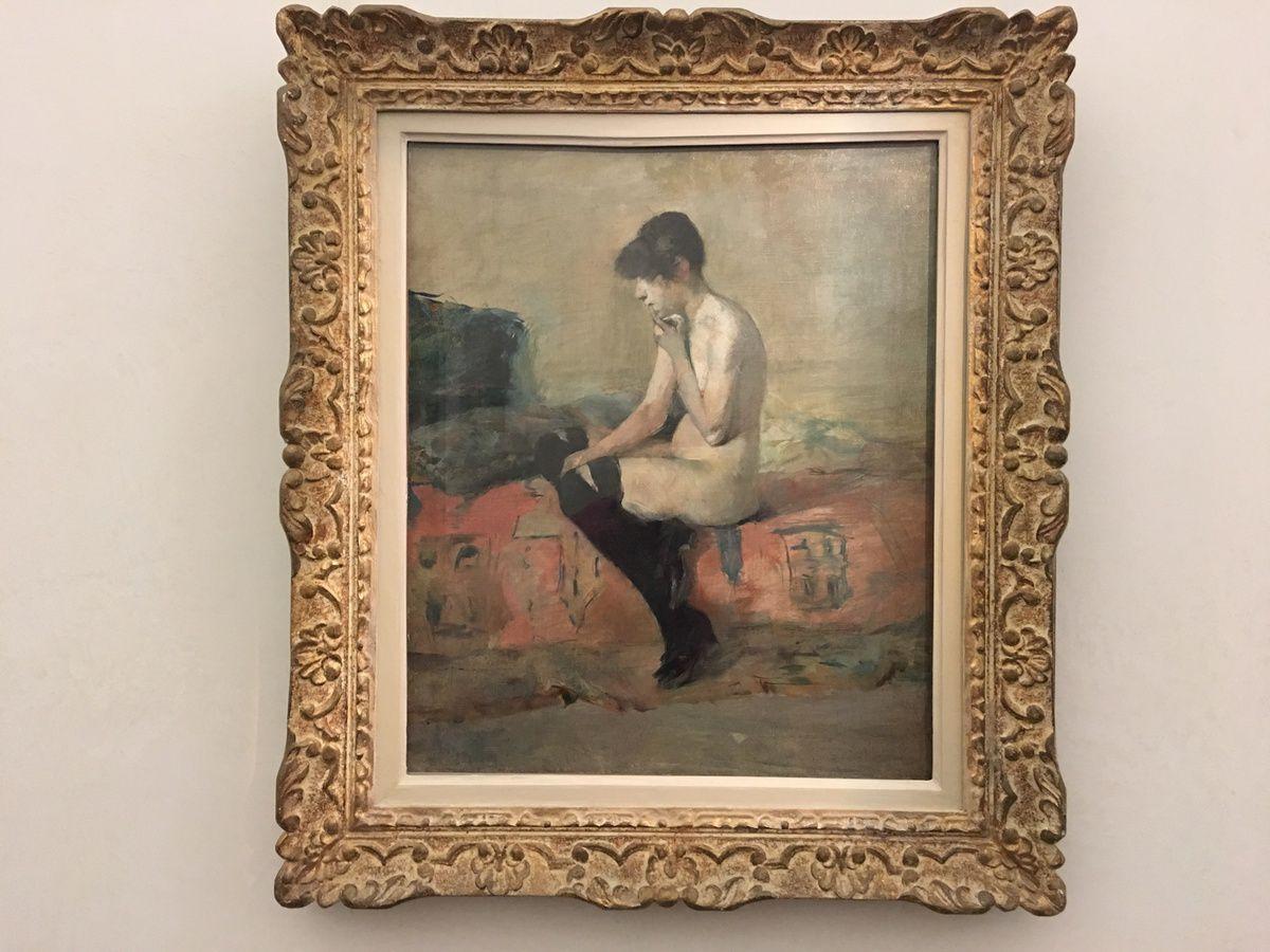 ALBI - VISITE DU MUSÉE D'HENRI DE TOULOUSE LAUTREC