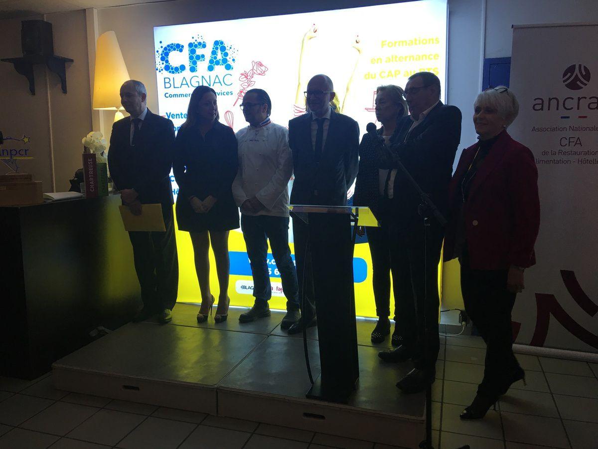 CFA BLAGNAC - REPORTAGE EN IMAGES A.N.C.P.R. - FINALE NATIONALE 22 EME TROPHÉE DE CUISINE ET SERVICE