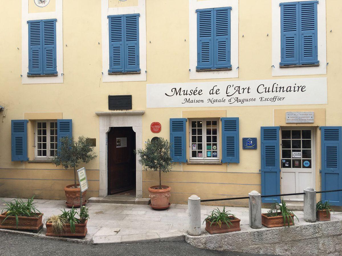 VISITE DU MUSÉE ESCOFFIER DE L'ART CULINAIRE A VILLENEUVE LOUBET 066