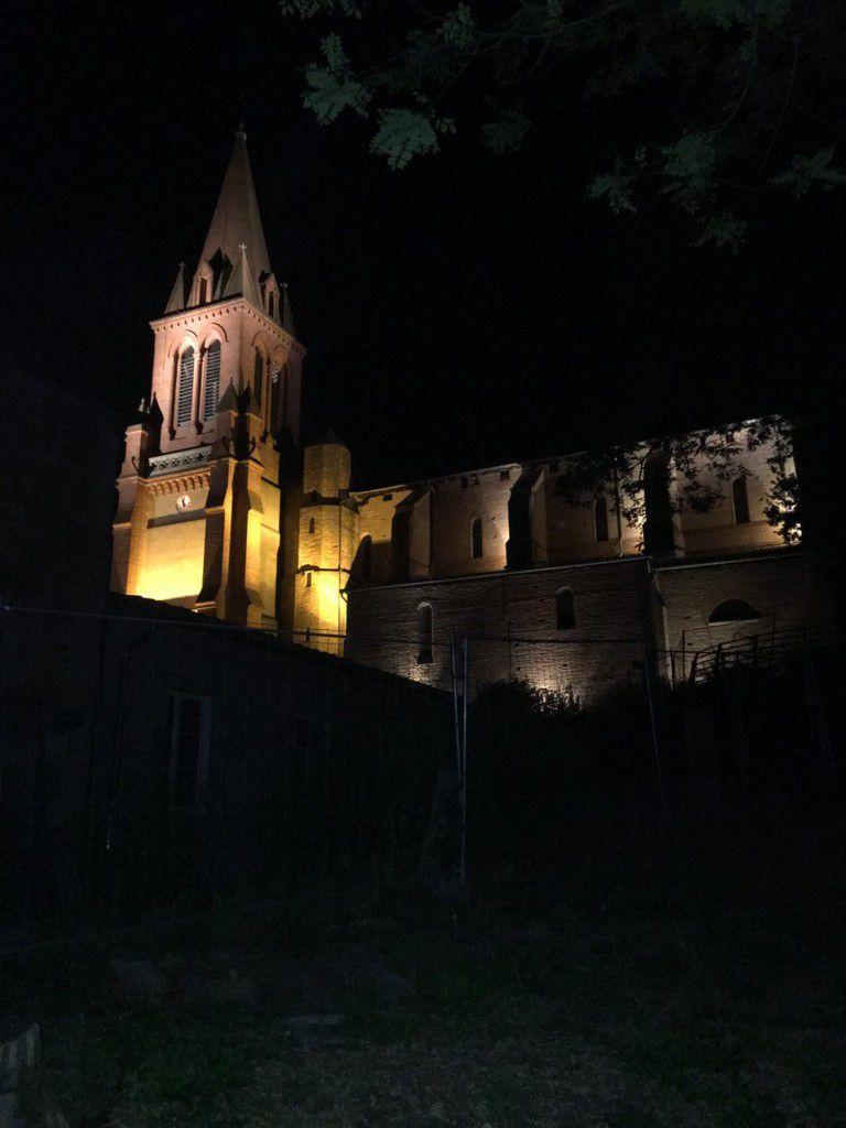 CASTELNAU D'ESTRETEFONDS - BALADE NOCTURNE