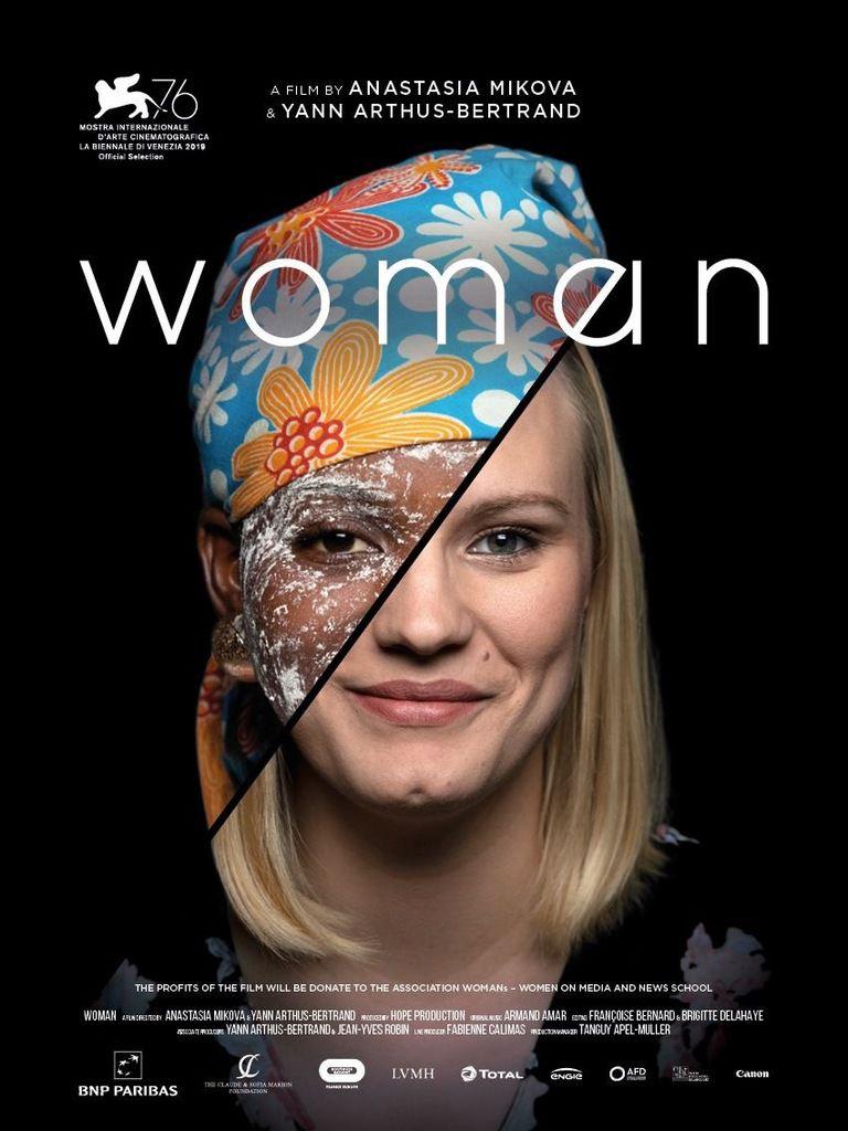 WOMAN - LE DERNIER FILM DE YANN ARTHUS BERTRAND ET ANASTASIA MIKOVA