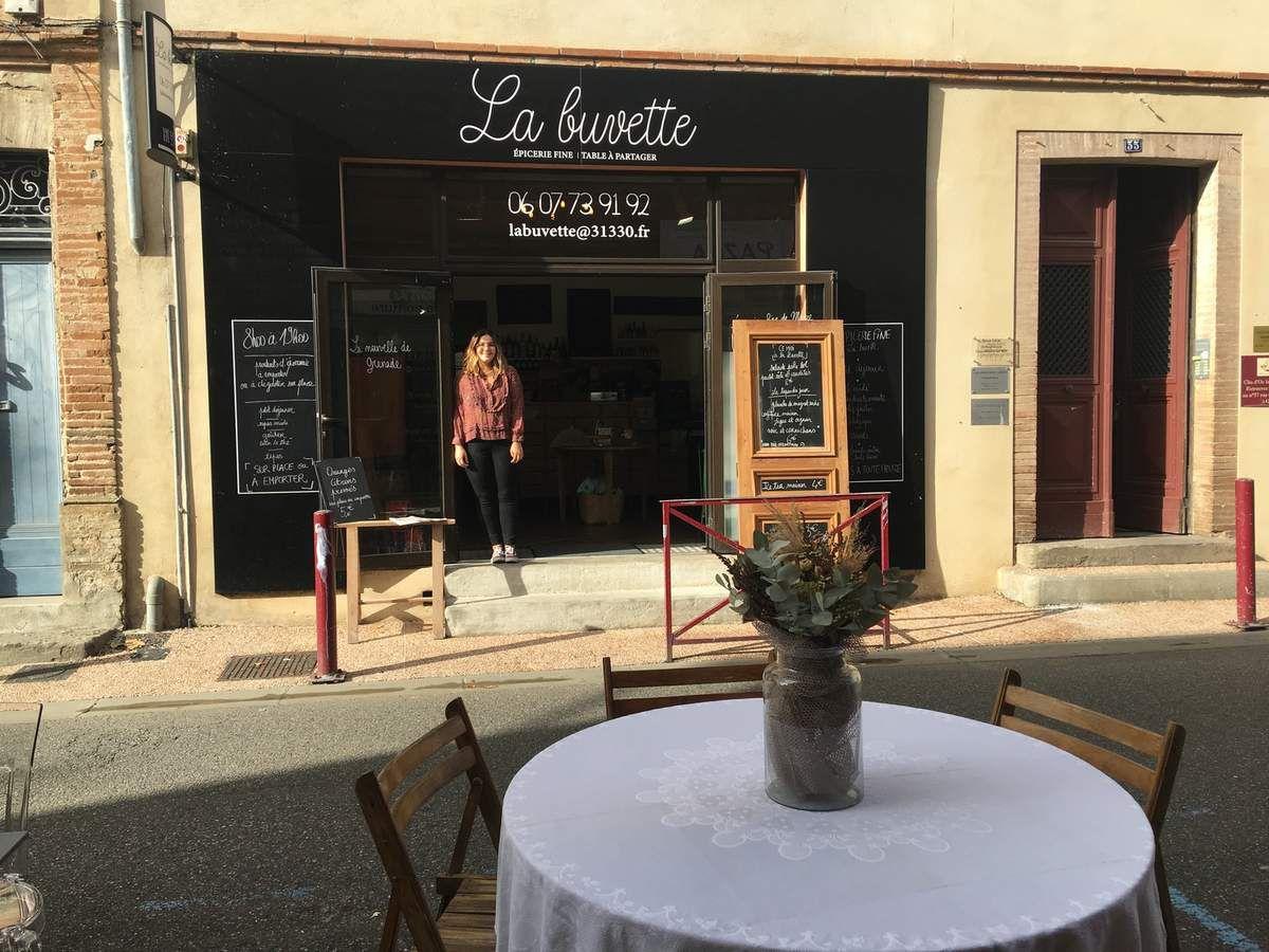 NOUVEAU - ÉPICERIE FINE - BAR A MANGER - TABLE A PARTAGER A GRENADE SUR GARONNE