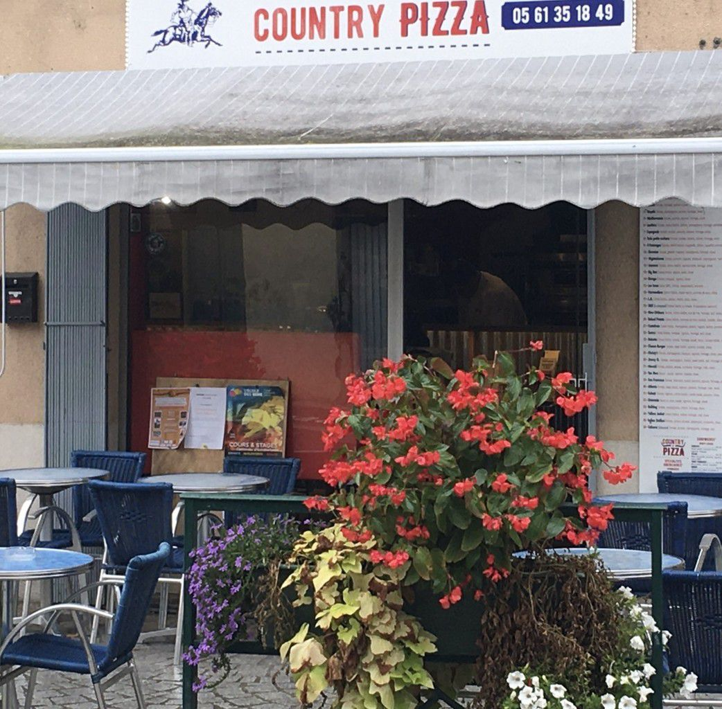 CASTELNAU D'ESTRETEFONDS - COUNTRY PIZZA - CHEZ JIMMY