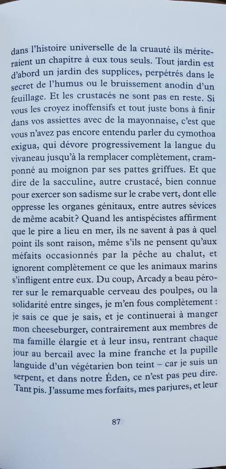Emmanuelle Bayamack-Tam, Arcadie, roman, 430 pages, 19€ ****